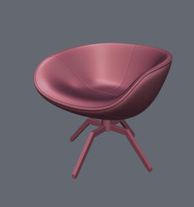 室内-椅子-02-布丁