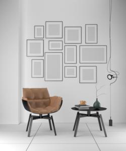 室内-空间一角-masicblack-书房效果图